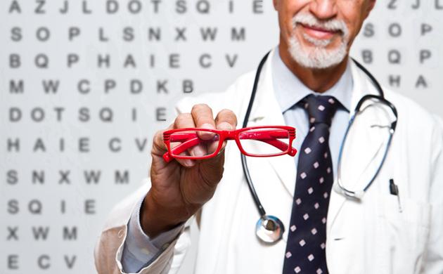 网上配近视眼镜好吗?
